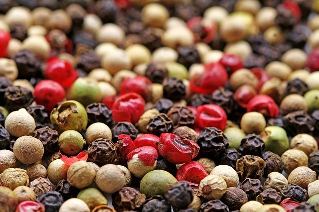 health benefits of black pepper 5